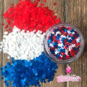 Glitters Nederlandse Vlag