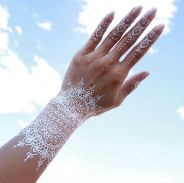 Tattoo White