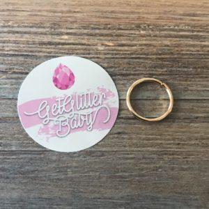Gouden Haar Ring