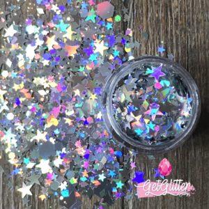 Glitters Kopen zilver