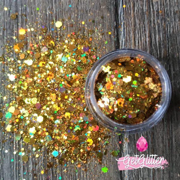 Glitters Goud