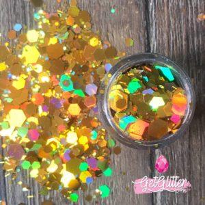 Gouden Festival Glitters