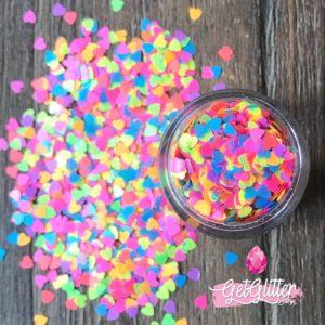 Festival Glitters Gezicht