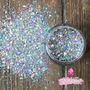 Festival Glitter Zilver