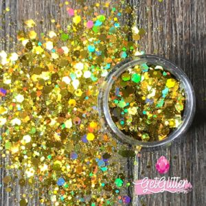 Gouden Glitters