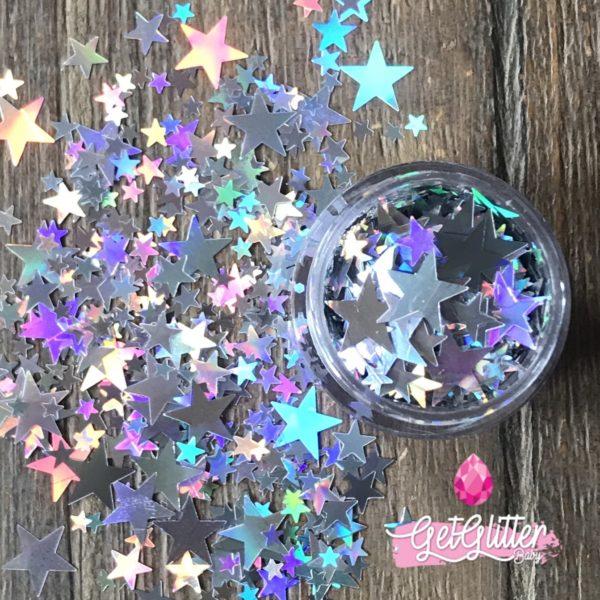 Festival Glitters Zilver