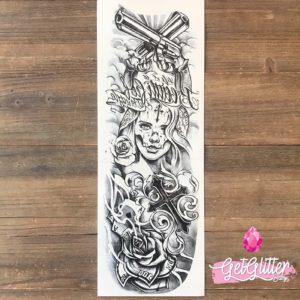 Plak Tattoo Sleeve