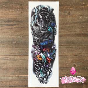 Tijdelijke Arm Tattoo