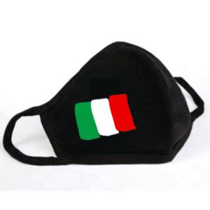Mondkapje Italiaanse Vlag
