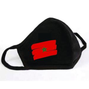 Mondkapje Marokkaanse Vlag