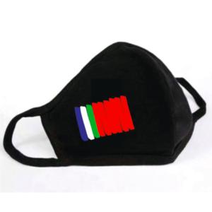 Mondkapje Molukse Vlag