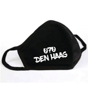 Mondkapje Den Haag