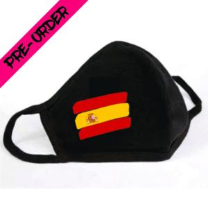 Mondkapje Spaanse Vlag