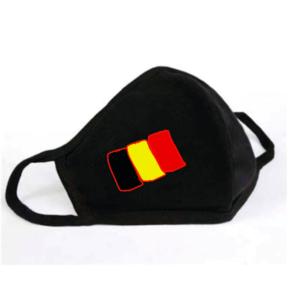 Mondkapje Belgische Vlag