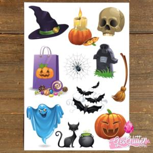 Halloween Tattoos Kinderen